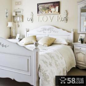 卧室简约欧式风格装修图