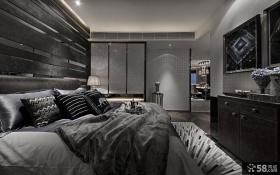 后现代风格卧室装饰柜效果图