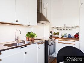 50平单身公寓卧室装修效果图大全2012图片