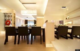 优质现代简约风格餐厅装修图片