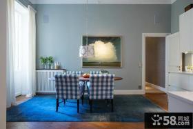 北欧式小户型卧室装修效果图