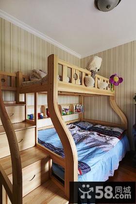 美式风格两居室设计