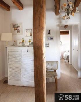 70平蜗居 小户型客厅装修效果图大全2014图片