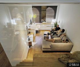 30平小户型室内装修设计图