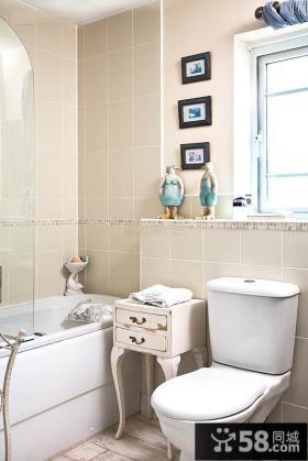 简约设计室内卫生间效果图欣赏大全