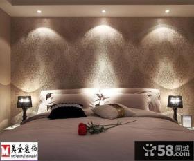 简约卧室壁纸图片欣赏