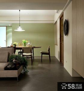 简约风格房子室内装修效果图大全
