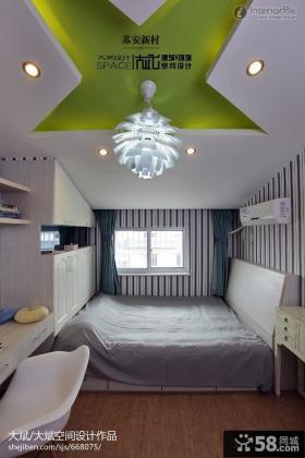 10平米卧室装修图片大全