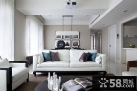80平米小户型客厅装修效果图大全2012图片