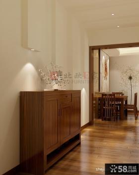 客厅玄关装修设计效果图