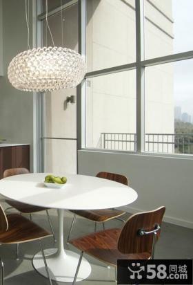 2012餐厅吊顶灯具装修效果图