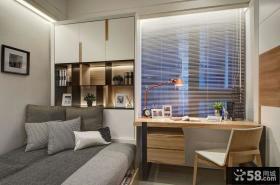 简约风格80平小卧室装修效果图