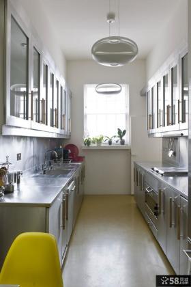 北欧风格两室两厅厨房装修效果图