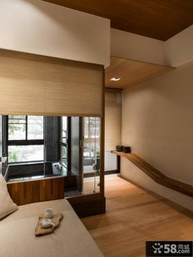日式风格小户型房屋装修效果图大全