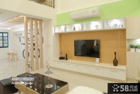 简易风格两居室效果图大全欣赏