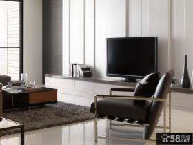 现代风格室内三室两厅精装修图片大全欣赏