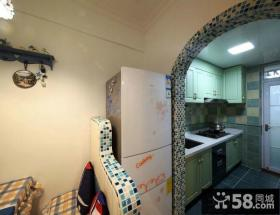 厨房隔断装修设计效果图