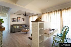 140平米简约小复式楼房装修图片大全