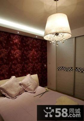 室内卧室吊灯图片大全
