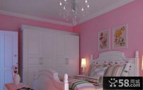 时尚卧室装修设计效果图片大全欣赏2014