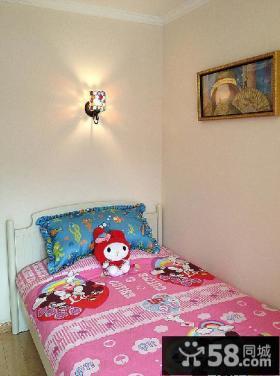 卡通儿童房室内装修设计