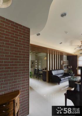 混搭公寓客厅吊顶图片大全