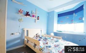 儿童房墙面颜色效果图欣赏