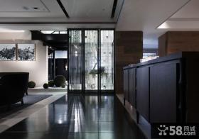 现代风格清新复式室内设计图片