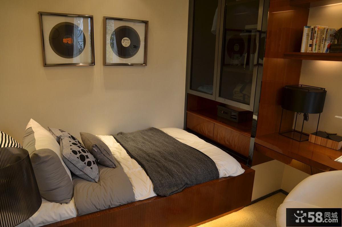 小房间装修效果图大全2015图片