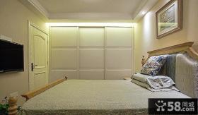 宜家风格家庭装修卧室设计欣赏