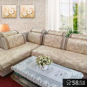田园风格小户型沙发