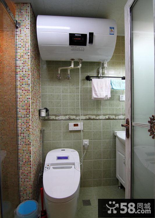 2平方米卫生间装修效果图