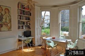 小户型浪漫欧式风情客厅装修效果图大全2014图片