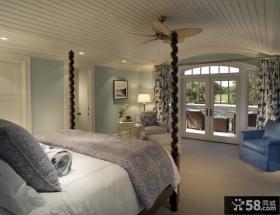 欧式新古典家具卧室装修效果图