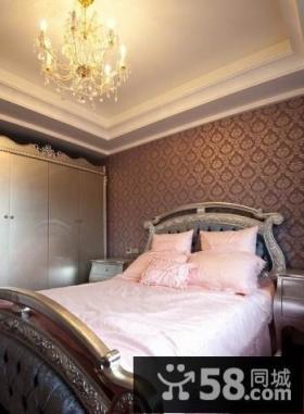 复式楼卧室吊顶装修效果图