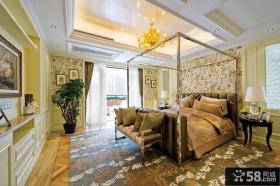 欧式风格高档私人别墅装修效果图