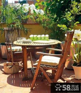 客厅阳台装修效果图 封闭式阳台装修效果图2012图片