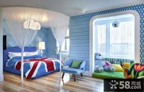 时尚现代风格卧室装修设计图片