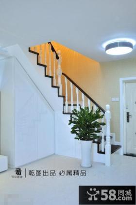 小复式楼楼梯设计