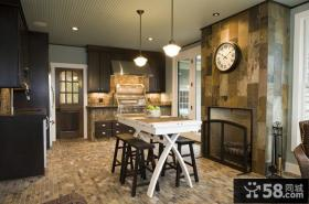 简约的家美式风格整体橱柜装修