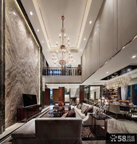 新古典风格别墅豪华装修效果图片