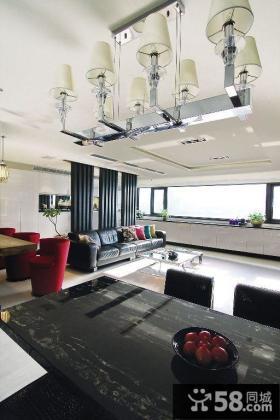 现代设计餐厅吊灯