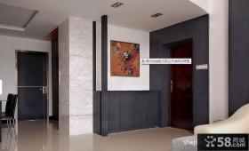 挑空复式楼客厅装修效果图 复式楼梯装修效果图