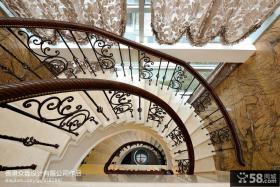 2013别墅楼梯装修效果图