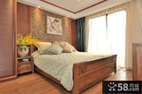 东南亚设计复式卧室图片大全欣赏