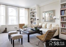 15万打造清新简欧风格三居卧室装修效果图大全2014图片图片