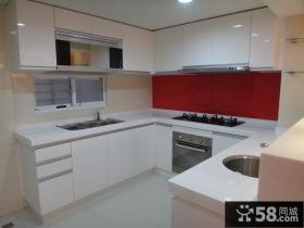 现代风格小别墅厨房设计图片