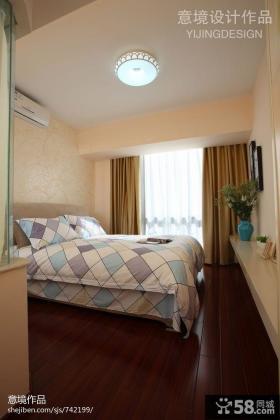 简约10平米卧室装修效果图大全2013图片