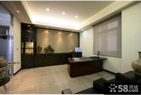现代室内办公室设计效果图