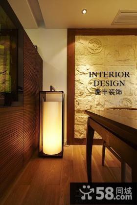 简约中式两室两厅主卧室装修效果图